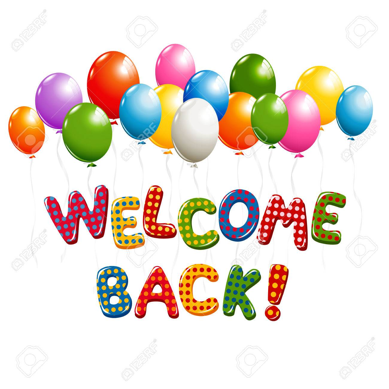 This is the image for the news article titled Welcome Back