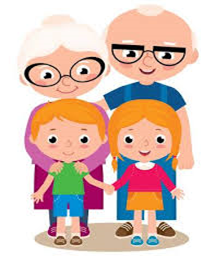 This is the image for the news article titled Grandparents Day